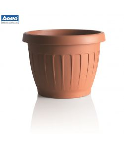 VASO TERRA DIAMETRO 35 - COLORE TERRACOTTA.