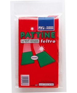PATTINE IN FELTRO.
