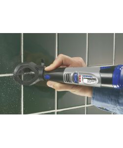 Dremel punta per rimuovere il cemento dalle fughe dalle - Rimuovere cemento da piastrelle ...