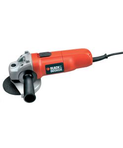 SMERIGLIATRICE ANGOLARE BLACK&DECKER 'CD115-QS' - 710 WATT.