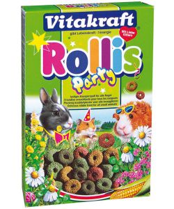 ROLLY PARTY  PER RODITORI - 500GR - VITAKRAFT