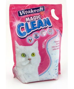 'MAGIC CLEAN' LETTIERA DA 5 LITRI PER GATTI - VITAKRAFT.