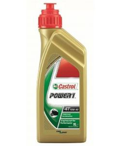 CASTROL POWER 4T 10W40 - 1 LITRO