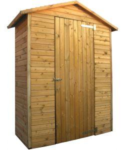 Casetta in legno giglio uno 175 x 84 x 215 cm pircher for Arredo giardino mercatone uno
