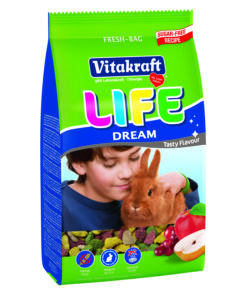 LIFE DREAM CONIGLI NANI 600 GR.