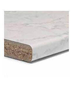 Top Cucina Marmo Carrara 0988 - 38x3040x600 Mm.