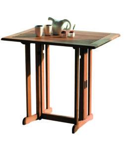 Eurobrico Tavoli Da Giardino.Tavolo Bianco Da Giardino Rodi 75x75x73 Cm