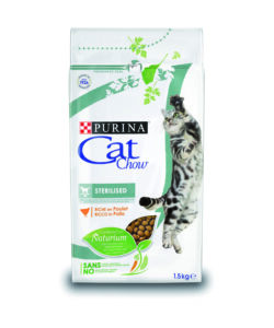 CAT CHOW STERILIZED ALIMENTO SECCO PER GATTO - 1.5kg.
