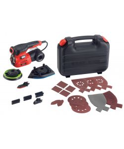 MULTILEVIGATRICE 'KA280LK-QS' BLACK&DECKER 4 IN 1 CON 22 ACCESSORI.