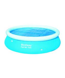 Telo copripiscina termico da 305 cm per piscine bestway - Telo copri piscina ...