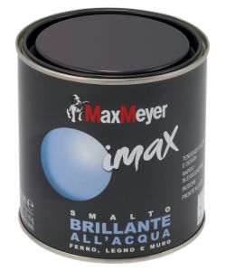 SMALTO IMAX BRILLANTE -  VERDE LIME 500 ML.