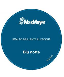 SMALTO IMAX BRILLANTE -  BLU NOTTE - 500 ML.