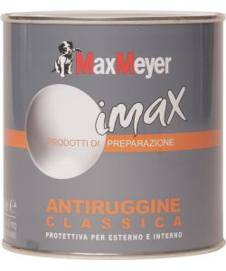 ANTIRUGGINE IMAX GRIGIO - 500 ML.
