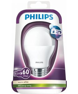 PHILIPS LAMPADINA LED 60W E27 WW 230V A60 FR ND/4