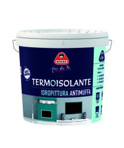 Pittura lavabile di colore bianco 4 litri - Pittura termoisolante antimuffa ...