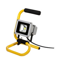 FARETTO PORTATILE LED ML130 - IP54 -560 LUMEN.