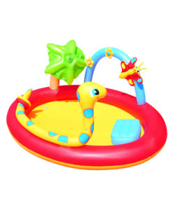 CENTRO GIOCHI CON SPRUZZINO PLAY CENTER BESTWAY - 53026B.