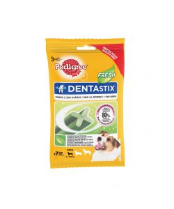PEDIGREE DENTASTIX FRESH SMALL X7 110 GR