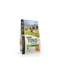 TONUS - MANGIME ADULT DOG POLLO - 2,5 KG.