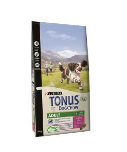 TONUS - MANGIME ADULT DOG AGNELLO - 14 KG.