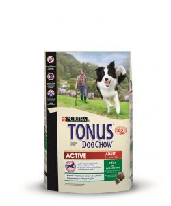TONUS DD ACTIVE POLLO DOG 2.5 KG.