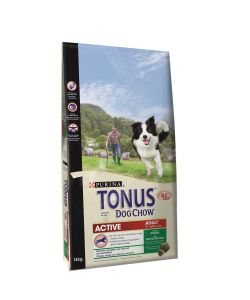 TONUS - MANGIME DOG ACTIVE POLLO - 14 KG.