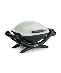 BARBECUE A GAS WEBER  Q1000 TITANIUM.