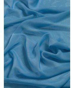 COPPIA TENDINE BOUCLE SOFT BLU 70X150