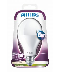 LAMPADINA LED DA 100W ATTACCO E27 WW 230V A67 FR ND/4 - PHILIPS.
