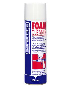 PULITORE SCHIUMA POLIURETANICA FOAM CLEANER - 500 ML.