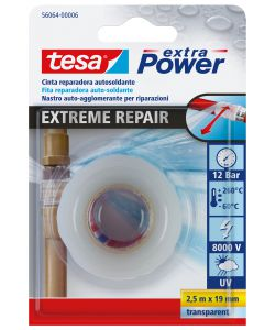 EXTREME REPAIR TAPE TRASP. 2.5 - 19