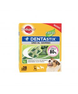 PEDIGREE DENTASTIX FRESH SMALL - 28 PEZZI.