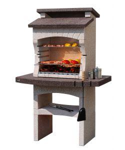 """Barbecue Sunday """"tarragona"""" In Muratura Per Esterno - 114x71x173h."""