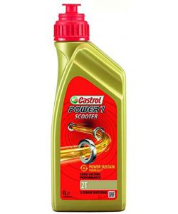 CASTROL POWER 1 SCOOTER 2T - 1 LITRO
