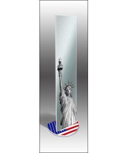 Specchi d 39 arredo eurobrico for Specchio da terra inclinabile