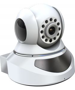 "IP VIDEOCAMERA WIRELESS MOTORIZZATA CON CONTROLLO DA SMARTPHONE ""SMARTEYE"" - MODE."