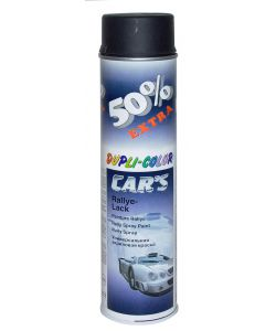 SPRAY AUTO JUMBO NERO OPACO 600 ML