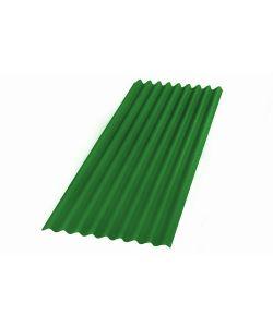 Offerta lastra onduline easyline verde 100x76cm for Onduline per tettoie