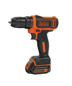 "TRAPANO/AVVITATORE COMPATTO ""BDCDD12KB-QW"" - BATTERIA 10.8V LITIO - BLACK&DECKER."