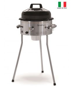 BARBECUE GRILL A GAS GPL/METANO 'SOMBRERO MOVIDA' - BST.