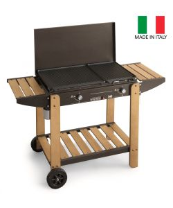 BARBECUE A GAS GPL/METANO 'LUGANO' - BST.