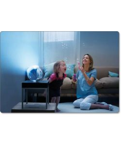 PHILIPS LAMPADA LIVING COLOURS SOUND - NERA.