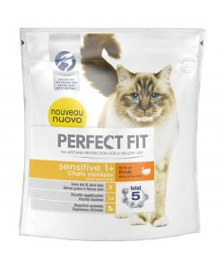 PERFECT FIT GATTO SENSITIVE TACCHINO 400 GRAMMI