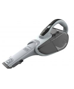 BLACK+DECKER DUSTBUSTER 10.8 WATT CON BATTERIA AL LITIO 1.5 AH