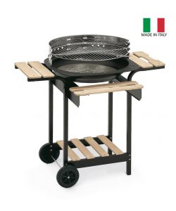 Barbecue a legna e a carbonella eurobrico for Barbecue bricofer