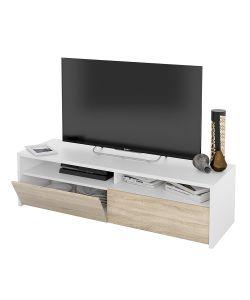 Pareti attrezzate soggiorno e porta tv - Eurobrico