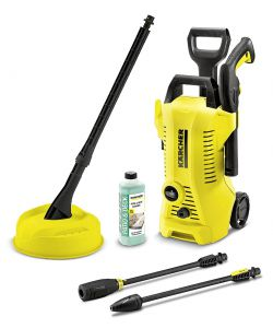 IDROPULITRICE KARCHER K2 FULL CONTROL HOME 1.400 WATT  110 BAR