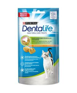DENTALIFE SNACK DENTALE PER GATTI CON GUSTO POLLO - NESTLE' PURINA.