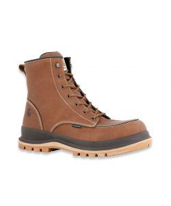SCARPONE COLLO ALTO HAMILTON RUGGED S3 MARRONE CARHARTT NUMERO 41.