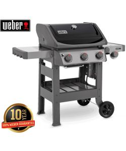 BARBECUE A GAS WEBER SPIRIT II E-320 GBS CON FORNELLO LATERALE - 45012129.